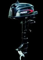 hidea hd5fhs двухтактный лодочный мотор хайди 5 л.с